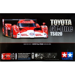 Tamiya 24222 Maquette 1/24 Toyota GT-One TS020