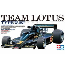 Tamiya 20065 1/20 Maquette Team Lotus Type 78 1977