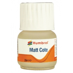 HUMBROL AC5601 Vernis Mat - Modelcote 28ml Matt Cote