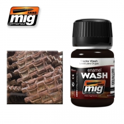 AMMO OF MIG A.MIG-1002 Lavis Chenilles – Wash 35ml