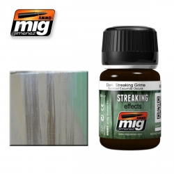 AMMO OF MIG A.MIG-1206 Salissures Foncées – Streaking Grime 35ml