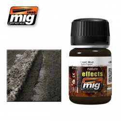 AMMO OF MIG A.MIG-1402 Nature Effects Boue Fraîche 35ml