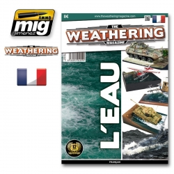 "AMMO OF MIG The Weathering Magazine 10 ""Eau"" Français – French"