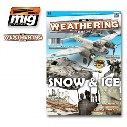 AMMO OF MIG The Weathering Magazine 7 Neige et Glace Anglais – English
