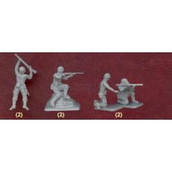 AMMO OF MIG EURO-0004 Paysages de Guerre Guide - DIORAMAS VOL. 1