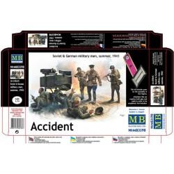 AMMO OF MIG A.MIG-8008 Palette Aluminium Pour Mélanges 6 Trous