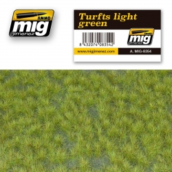 AMMO OF MIG A.MIG-8354 Grass Mat Turfs Light Green