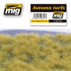 AMMO OF MIG A.MIG-8357 Grass Mat Autumn Turfs