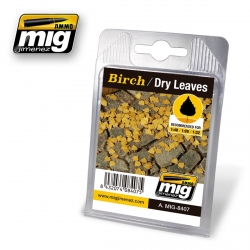 AMMO OF MIG A.MIG-8407 Birch – Dry Leaves