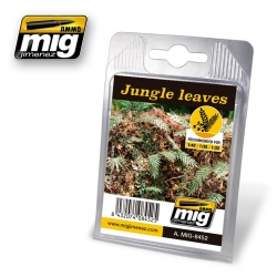 AMMO OF MIG A.MIG-8452 Jungle Leaves