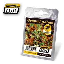 AMMO OF MIG A.MIG-8454 Ground Palms