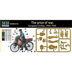AMMO OF MIG A.MIG-7113 Set de 6 Flacons de Peinture Guerre du Yom Kippur 17ml