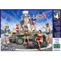 AMMO OF MIG A.MIG-7125 Set de 6 Flacons de Peinture Couleurs Ukrainiennes ATO 17ml