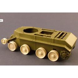 AMMO OF MIG A.MIG-1601 Lavis PLW Gris Moyen – Medium Grey Wash 35ml