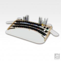AMMO OF MIG A.MIG-1613 Lavis PLW Bleu Gris – Blue Grey Wash 35ml