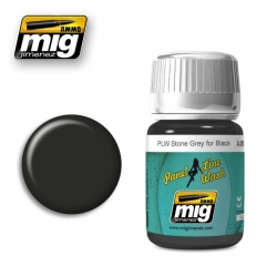 AMMO BY MIG A.MIG-1615 Lavis Panel Line Wash Gris Pierre – Stone Grey Wash 35ml
