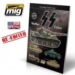 AMMO OF MIG A.MIG-6001 SS Camo Guide 80 Pages Ang – SS Camo Guide 80 pages Eng