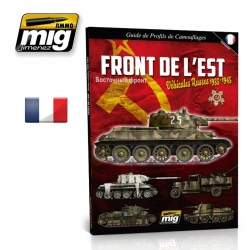 AMMO OF MIG A.MIG-6010 Eastern Front Russian Vehicles 1935-1945 French 80 pages