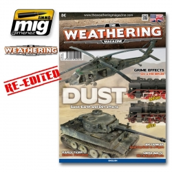 AMMO OF MIG A.MIG-4501 The Weathering Magazine 2 Dust English