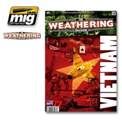 AMMO OF MIG A.MIG-4507 The Weathering Magazine 8 Vietnam English