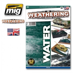 AMMO OF MIG A.MIG-4509 The Weathering Magazine 10 Water English