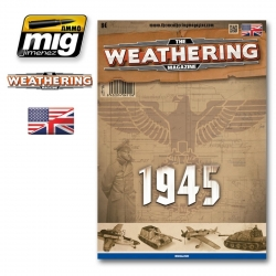 AMMO OF MIG A.MIG-4510 The Weathering Magazine 11 1945 English