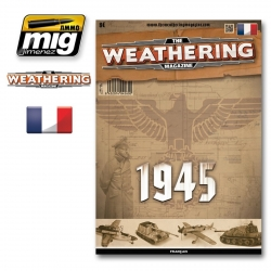 AMMO OF MIG A.MIG-4260 The Weathering Magazine 11 1945 Français