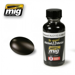 AMMO OF MIG A.MIG-8208 Laque Jet Exhaust ALC113 – Lacquer 30ml
