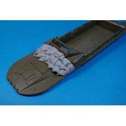 Preiser 10611 Figurines HO 1/87 Réfugiés - Refugees