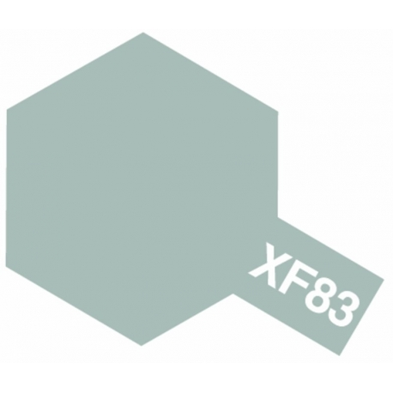 TAMIYA 81783 Peinture Acrylic Mini XF-83 Gris Mer 2 RAF / Sea Gray 2 RAF