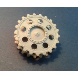 SCALEXTRIC C8240 4 Bordures Extérieures Courbes R1