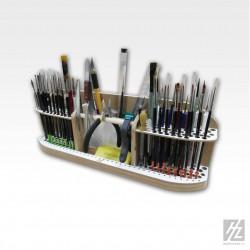 SCALEXTRIC C8238 4 Bordures extérieures Courbes R4