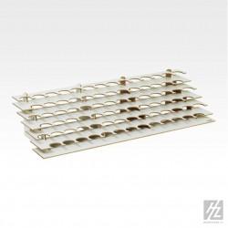 SCALEXTRIC C8233 2 Bordures Droites Entrée/Sortie – Borders In/Out