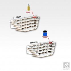 SCALEXTRIC C8205 2 droites 35 cm