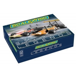 SCALEXTRIC C3544A Box Legends McLaren M7C and Team Lotus Type 49B