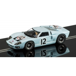SCALEXTRIC C3533 Ford GT40 Le Mans 24hr 1966 - I Ireland and J Rindt