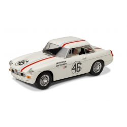 SCALEXTRIC C3415 MGB 1964 Sebring 12 Hour