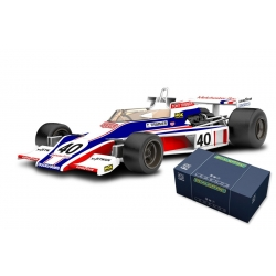 SCALEXTRIC C3414A Coffret Legends McLaren M23 Limited Edition