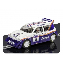 "SCALEXTRIC C3408 MG Metro 6R4 - No.15 ""Racing"""
