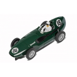 SCALEXTRIC C3404A Coffret Legends Vanwall Limited Edition