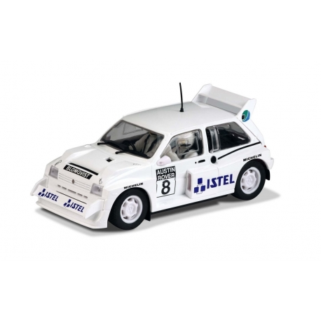 SCALEXTRIC C3372A Coffret Stig Blomqvist Rally Legend - Limited Edition
