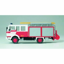 Preiser 35022 Figurines HO 1/87 Mercedes-Benz 1222 LF16