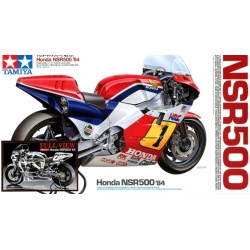 Tamiya 14126 1/12 Honda NSR500 '83 Full View