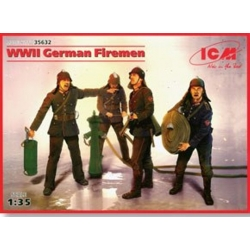 ICM 35632 1/35 WWII German Firemen