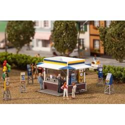 Faller 130170 HO 1/87 Grande usine de ballast - Large stone breaking works