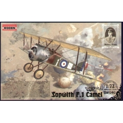 RODEN 040 1/72 Sopwith F.1 Camel