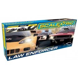 SCALEXTRIC C1310 Law Enforcer
