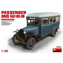 MiniArt 38005 1/35 Passenger Bus Gaz-03-30
