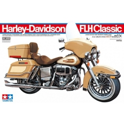 Tamiya Maquette 16040 1/6 Harley Davidson FLH Classic