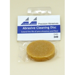 ALBION ALLOYS FF349 Flex-I-File Abrasive Cleaning Disc
